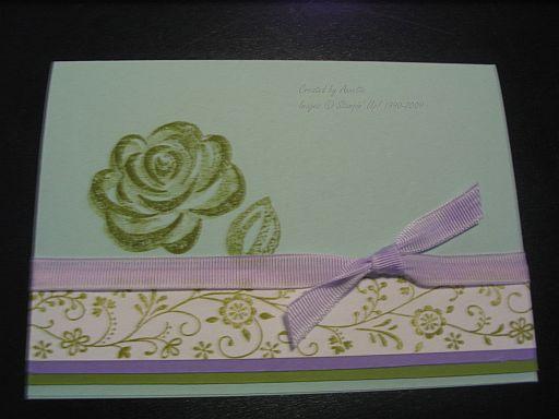Always in Bloom Soft Sky Lavender