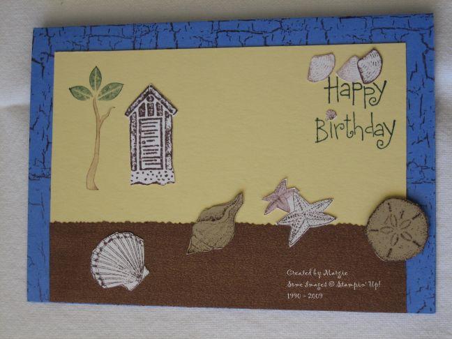 shell birthday