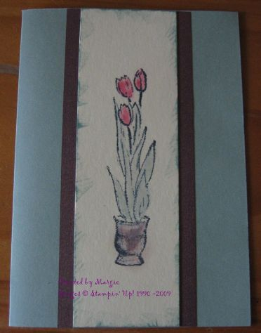 Simple Florals Tulips