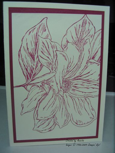 From the Garden  Pomegranate Vanilla