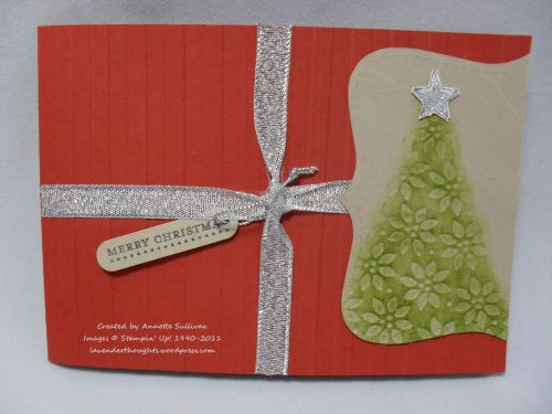 Partial Embossing Tree