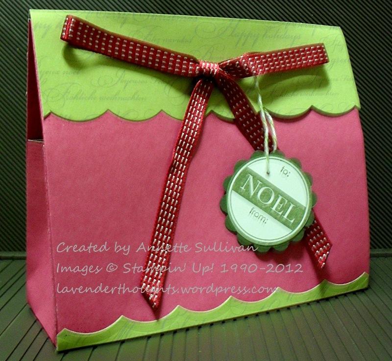DSP Gift Bag