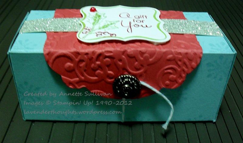 Vintage Brad GiftBox