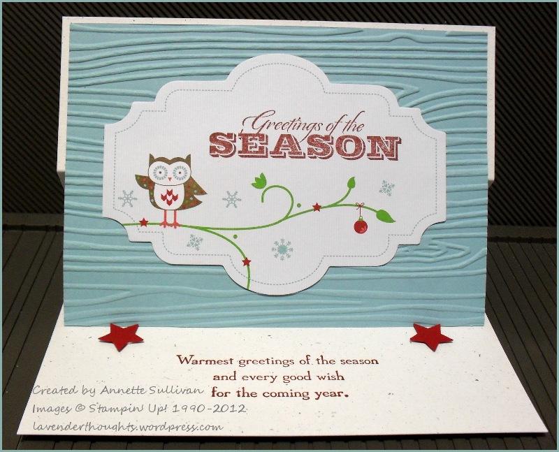 Christmas Designer Printed TagsOwl