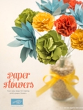Stampin' Up! Paper Flowers