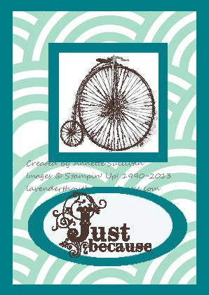 Feeling Sentimental Bicycle