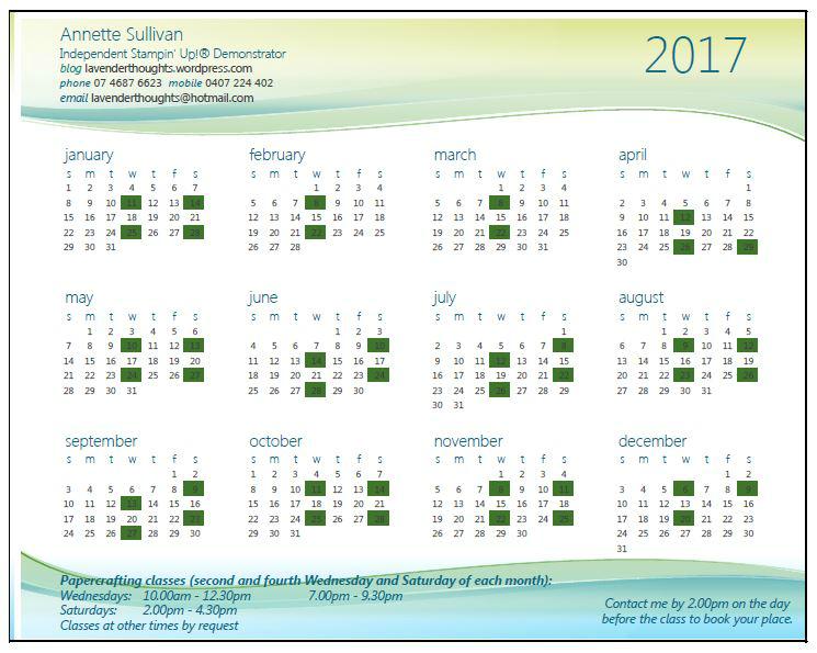 2017-classes