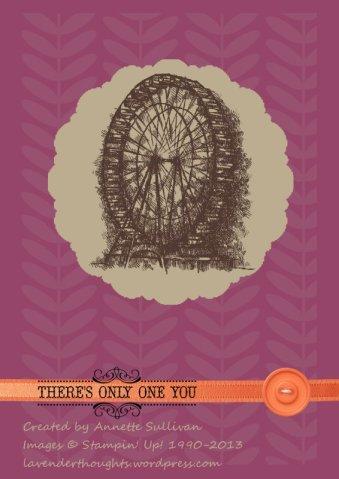 Feeling Sentimental Ferris Wheel