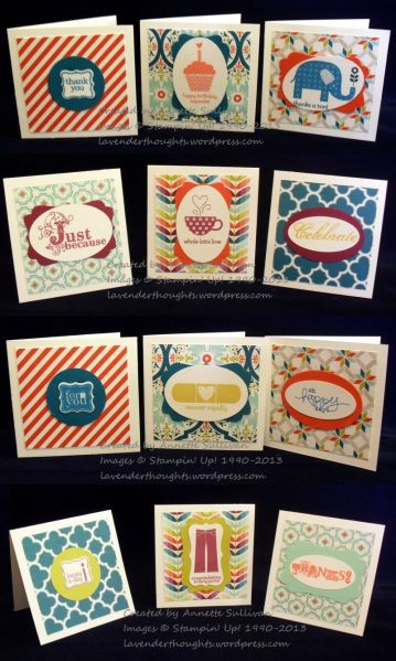 SAB2013 Note Cards