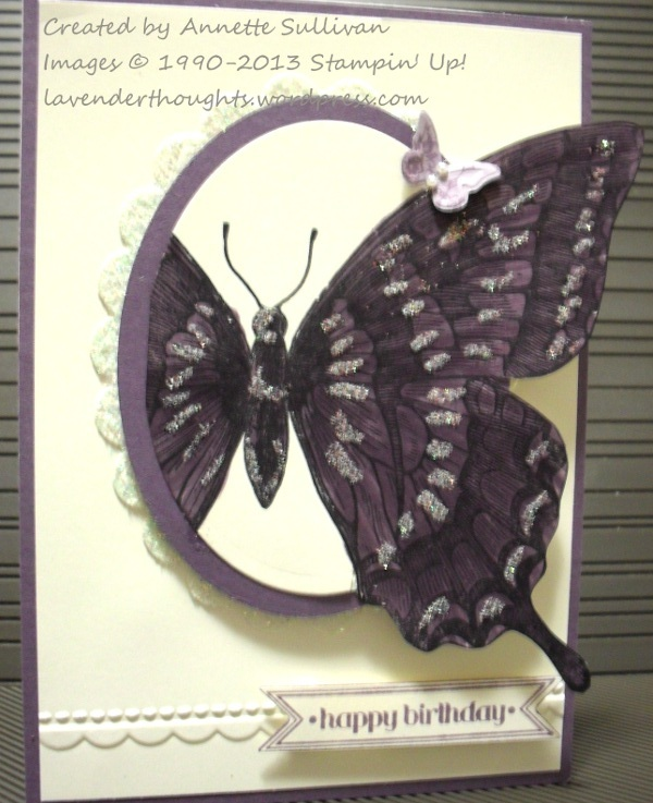 Swallowtail Out of the BoxPlum