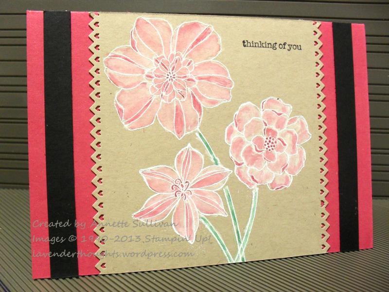 Secret Garden Rose FrostedWatercolour
