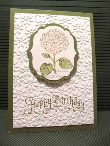 Best of Flowers Pirouette Hydrangea