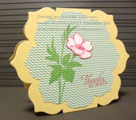 Fabulous Florets Floral Saffron