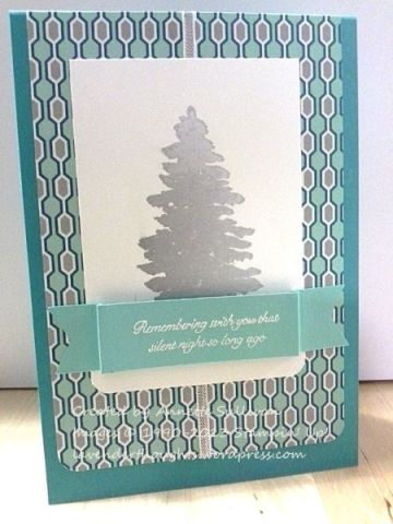 Evergreen Bermuda Silver Tree