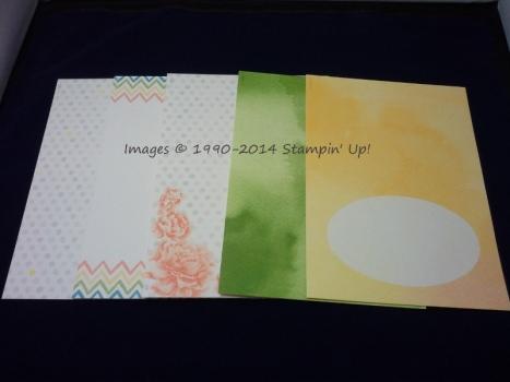 Watercolor Wonder Designer Note Cards