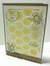 Backyard Basics Hexagon Hive Sugar Curry Bee