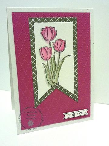 Blessed Easter Artichoke Rose