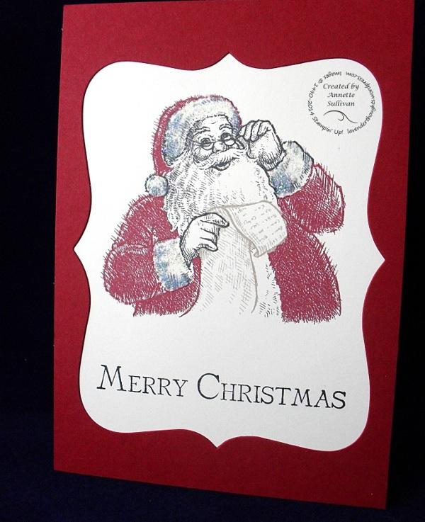 Santa's List Top NoteCobbler