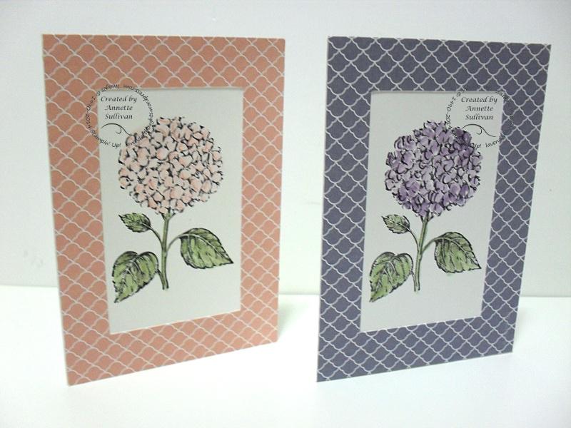 Best of Flowers Hydrangea NoteCards
