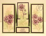 Bloom with Hope Double Sided Step Card Pistachio