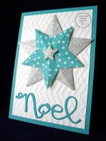 Star Noel Bermuda White
