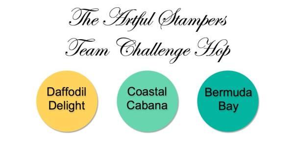 artful stampers team challenge hop 06102014