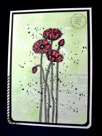 Pleasant Poppies Pistachio Cobbler