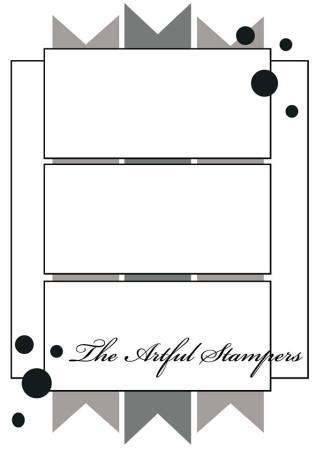 artful stampers team challenge hop 27102014