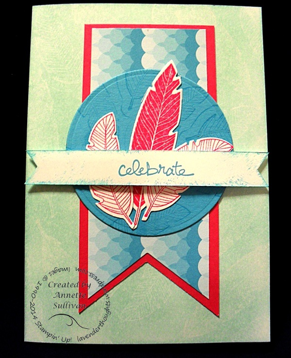 Artful Stampers Team Challenge Tempting MamboSky