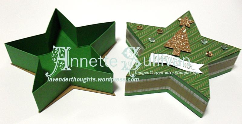 Golden Green StarBox