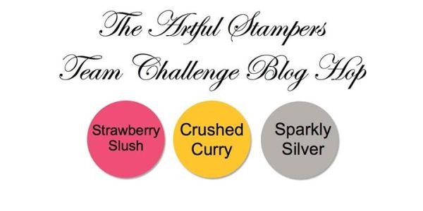 artful stampers team challenge hop 17112014
