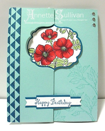 Sweetbriar Rose Cherry Party