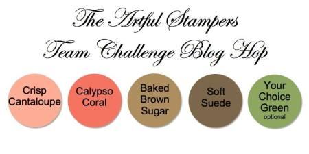 17_artful stampers team challenge hop 26012015