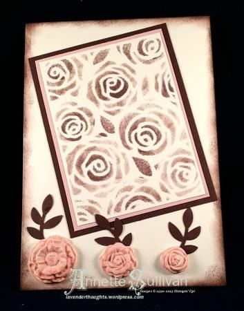 Blushing Chocolate Roses