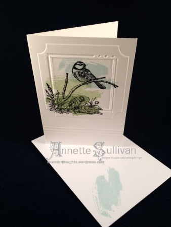 Moon Lake Bird Note Cards