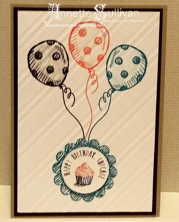 Sketched Birthday Crisp EarlyCake