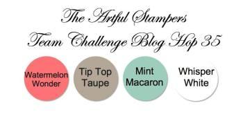 35_artful stampers team challenge hop 01062015