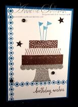 Build a Birthday Chocolate Point
