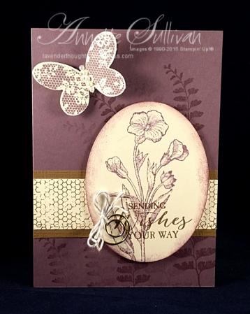 Butterfly Basics Soft Plum