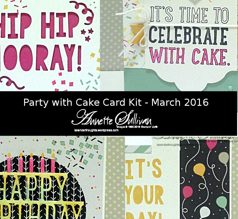 Party With CakeKit