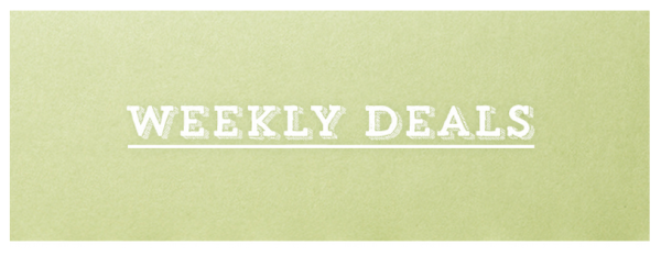 Weekly Deals June2015