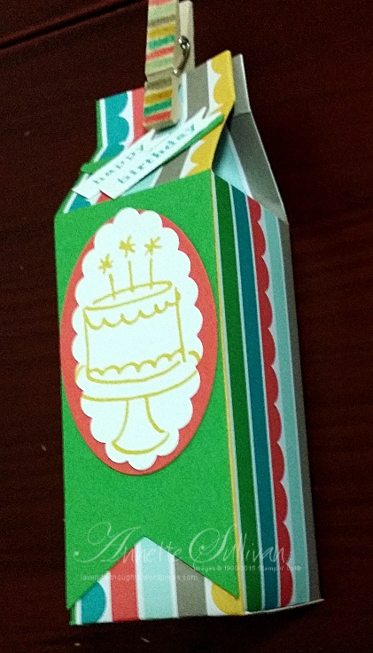 Endless Birthday Wishes Small GiftBoxes