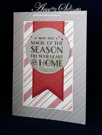 Cozy Christmas Cherry Slate Home