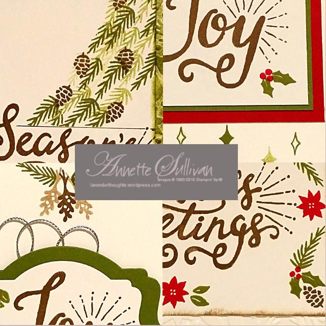 Berry Merry CardKit