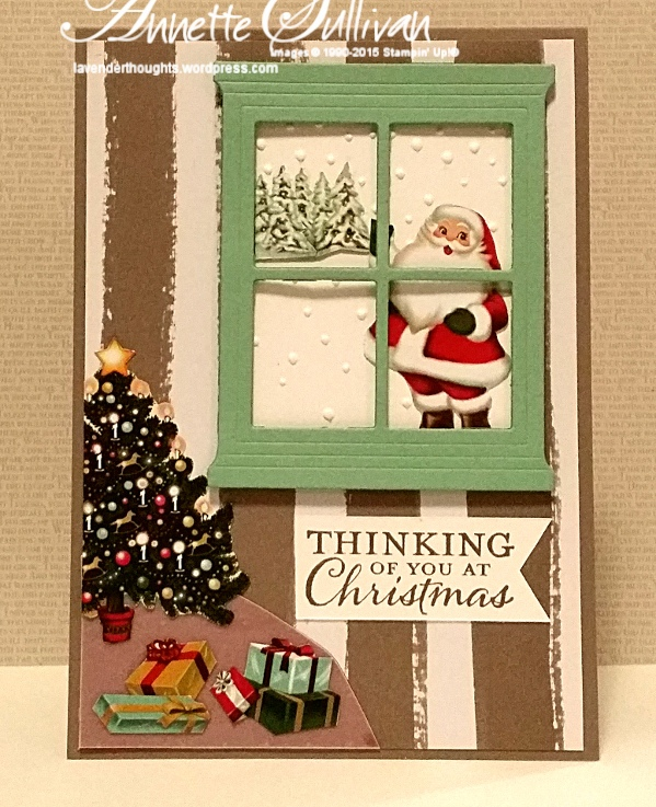 Embellished Ornaments Mint Taupe SantaTree