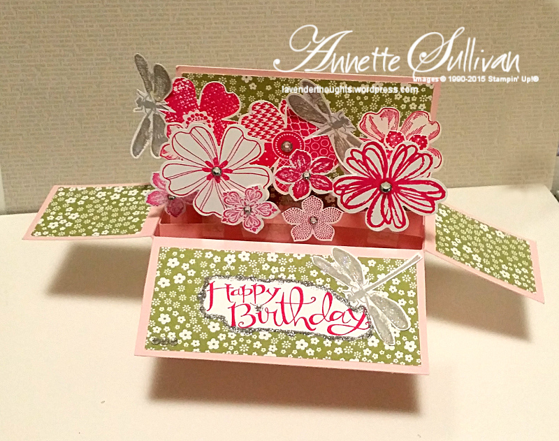 Technique Tuesday: Landscape Card in aBox