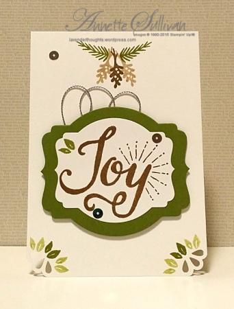 Berry Merry Olive Joy