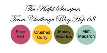 68_artful stampers team challenge hop 18012016