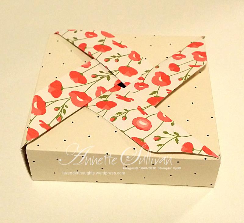 Pretty Petals PinwheelBox