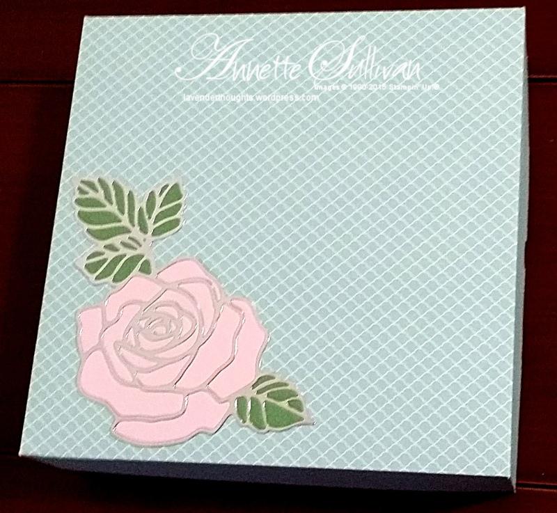 Rose Garden Pink Wasabi Party GiftBox